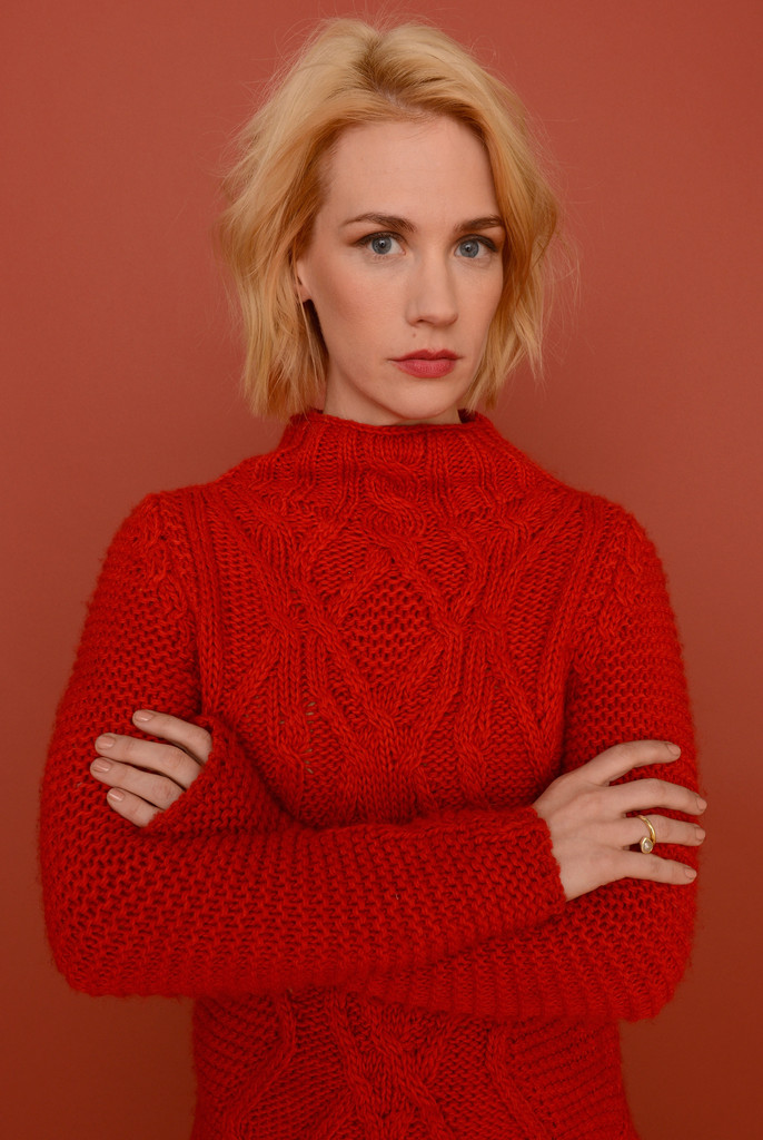 "January Jones Photos Photos - ""Sweetwater"" Portraits ...