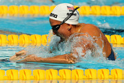 Rebecca Soni of the United States competes in the Women's 200m Breaststroke Heats during the 13th FINA World Championships at the Stadio del Nuoto on July 30, 2009 in Rome, Italy.