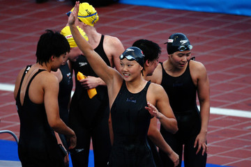 Huijia Chen Swimming Day Seven - 13th FINA World Championships