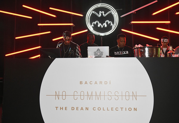 BACARDÍ x The Dean Collection Present No Commission: Miami December 7, 2018