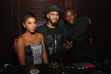 Swizz Beatz Haute Living 10th Year Anniversary Party