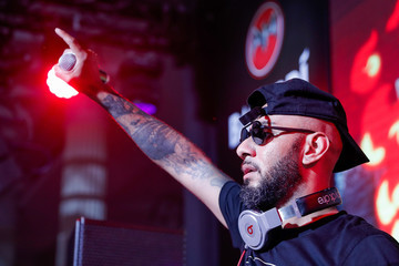 Swizz Beatz The Dean Collection X Bacardi Present No Commission: Shanghai - Day 2