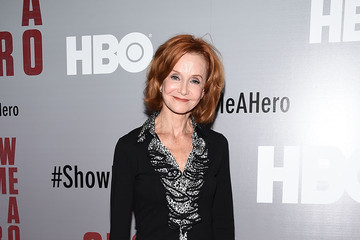 Swoosie Kurtz Guests Attend the 'Show Me a Hero' New York Screening