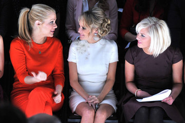 Sydney De Vos Pamella Roland - Front Row - Fall 2012 Mercedes-Benz Fashion Week