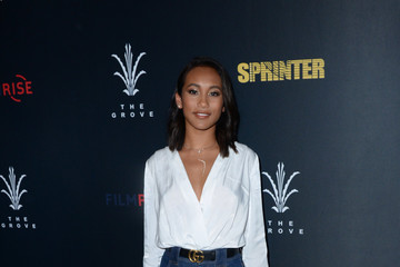 Sydney Park FilmRise, Citi, And The Grove Host Overbrook Entertainment's And Mental Telepathy Pictures' 'Sprinter' Premiere