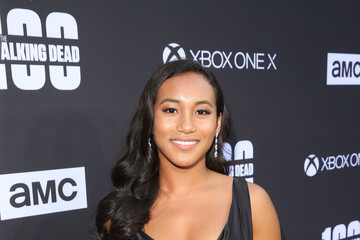 Sydney Park 'The Walking Dead' 100th Premiere and Party