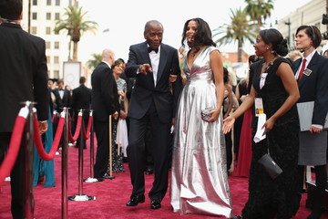 Sydney Poitier Arrivals at the 86th Annual Academy Awards — Part 4