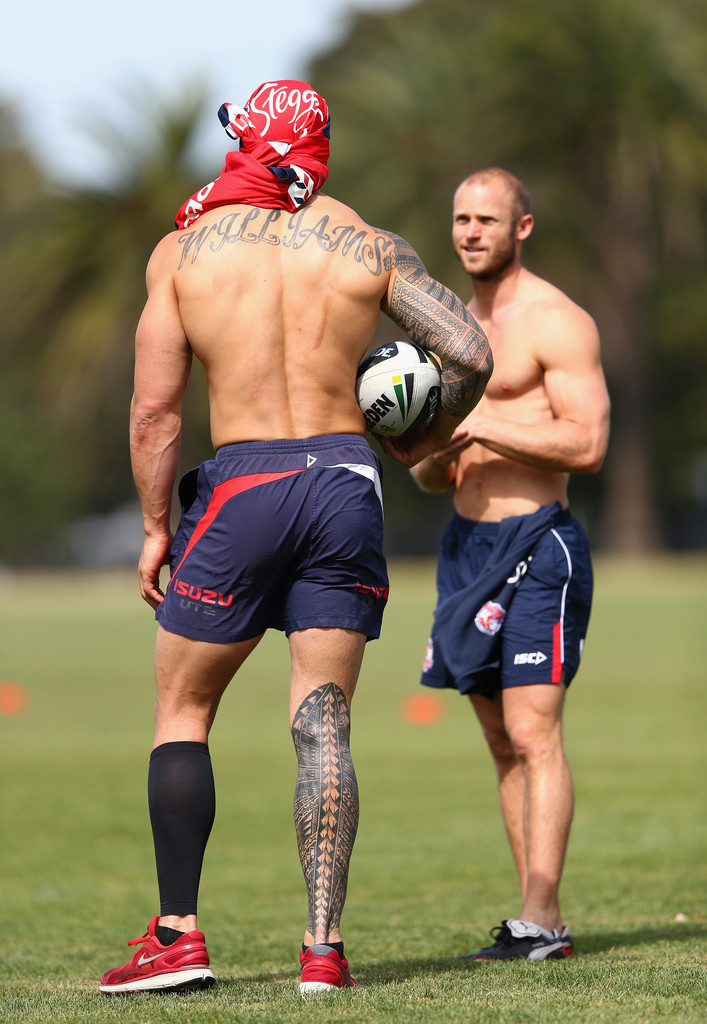 Sonny bill williams photos sydney roosters