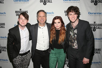 Sydney Sierota Musicians On Call Celebrates 5th Anniversary in Los Angeles Delivering The Healing Power of Music