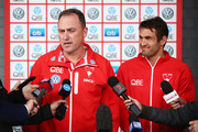 John Longmire Photos Photo