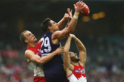 Ted Richards and Matthew Pavlich Photos Photo
