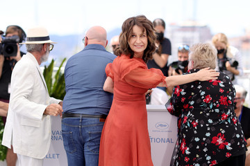 """Sylvain Marcel Danielle Fichaud """"Aline, The Voice Of Love"""" Photocall - The 74th Annual Cannes Film Festival"""
