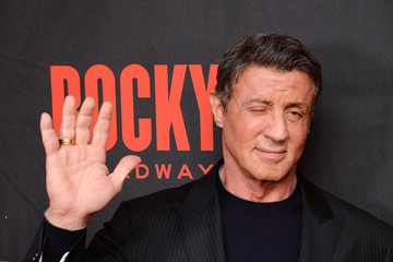 Sylvester Stallone 'Rocky' Broadway Opening Night