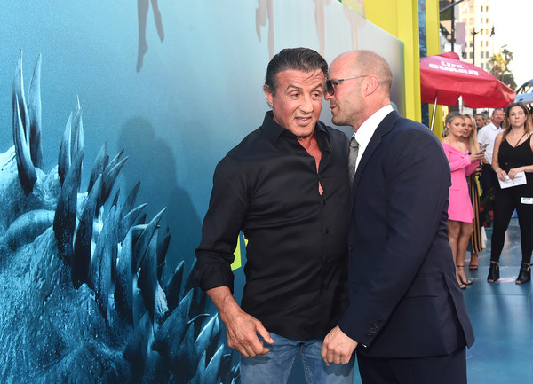 Warner Bros. Pictures And Gravity Pictures' Premiere Of 'The Meg' - Red Carpet