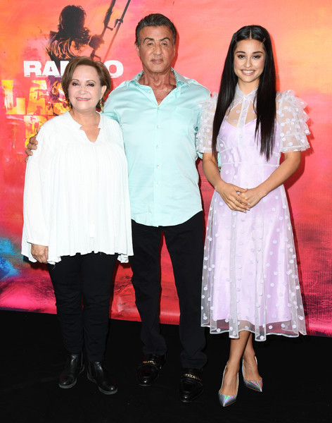 L.A. Photo Call For Lionsgate's 'Rambo: Last Blood'