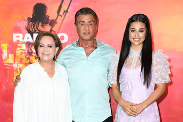 Sylvester Stallone L.A. Photo Call For Lionsgate's 'Rambo: Last Blood'