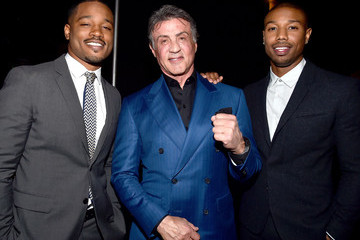 Sylvester Stallone CinemaCon 2015 - Warner Bros. Pictures Invites You To 'The Big Picture,' An Exclusive Presentation Highlighting The Summer Of 2015 And Beyond