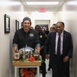 Sylvester Turner Wild Turkey Gives Back 2018 With Matthew McConaughey