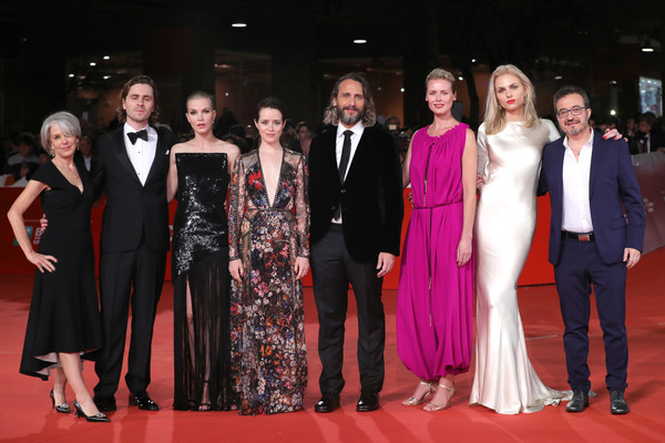 'The Girl In The Spider's Web' Red Carpet Arrivals - 13th Rome Film Fest