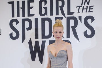 Sylvia Hoeks 'The Girl In The Spider's Web' - Barcelona Photo Call