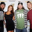 Brittney Palmer and Roy Nelson