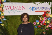 Radio personality Robin Quivers attends the T.J. Martell Foundation's Women of Influence Awards on May 1, 2015 in New York City.