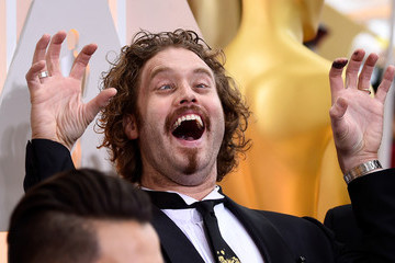 T.J. Miller Arrivals at the 87th Annual Academy Awards — Part 3