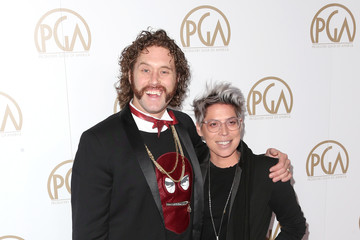 T.J. Miller 28th Annual Producers Guild Awards - Arrivals