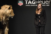 Cara Delevingne Teams Up with a Lion