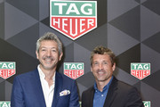 TAG Heuer Celebrates New York City E-Prix And Museum In Motion With Patrick Dempsey
