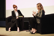 Molly Ringwald and Samantha Bee Photos Photo