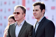 Director Tom McCarthy (L) and screenwriter Josh Singer attend 'All The President's Men' Premiere during the TCM Classic Film Festival 2016 Opening Night on April 28, 2016 in Los Angeles, California. 25826_006
