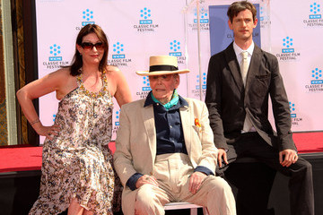 Kate O'Toole TCM Classic Film Festival Honors Peter O'Toole At A Hand And Footprints Ceremony At Grauman's Chinese Theatre