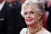 Actress Tippi Hedren attends TCM Classic Film Festival opening night gala of 'Oklahoma!' at TCL Chinese Theatre IMAX on April 10, 2014 in Hollywood, California.
