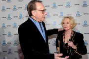 """Actor/director Peter Bogdanovich and actress Tippi Hedren arrive at the TCM Classic Film Festival's gala opening night world premiere of the newly restored film """"A Star Is Born"""" at Grauman's Chinese Theatre on April 22, 2010 in Hollywood, California."""