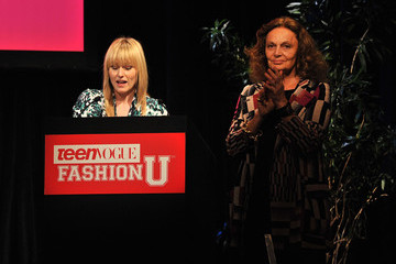 Amy Astley TEEN VOGUE'S Fashion University - Day 1