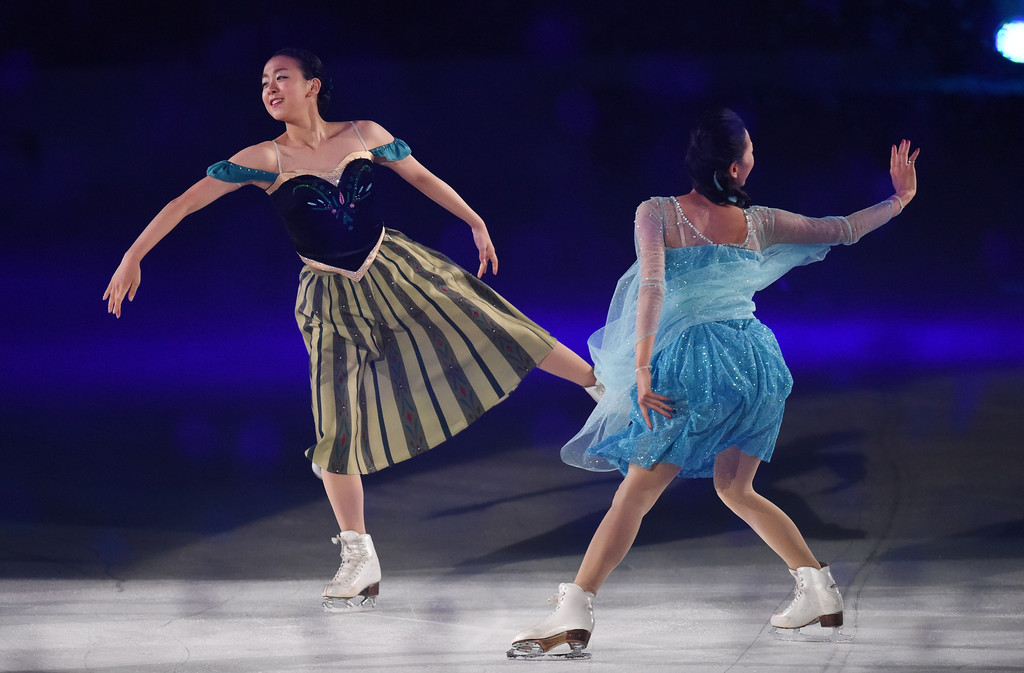 The ice 2014 mai asadaampmao asada