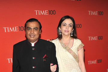 Mukesh Ambani TIME 100 Gala, TIME'S 100 Most Influential People In The World - Arrivals