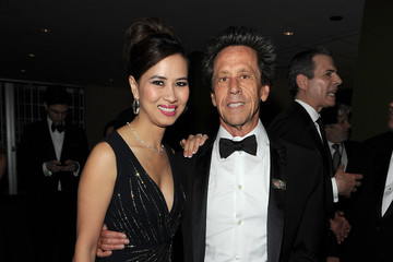 Brian Grazer Chau-giang Thi Nguyen TIME 100 Gala, TIME'S 100 Most Influential People In The World - Cocktails