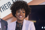 Actress Viola Davis attends the TIME Launch Event for The March VR Exhibit at the DuSable Museum on February 26, 2020 in Chicago, Illinois.