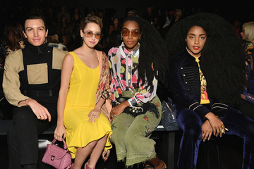 TK Quann Desigual - Front Row - September 2017 - New York Fashion Week: The Shows