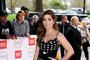 Nikki Sanderson attends the TRIC Awards 2020 at The Grosvenor House Hotel on March 10, 2020 in London, England.