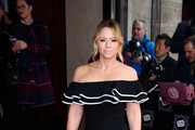 Kimberley Walsh attends the TRIC Awards 2018 held at The Grosvenor House Hotel on March 13, 2018 in London, England.