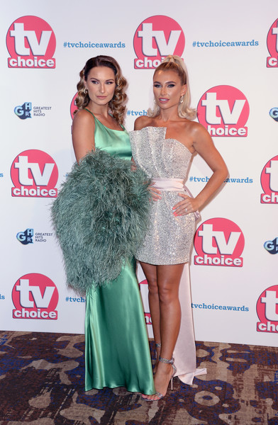 The TV Choice Awards 2019 - Red Carpet Arrivals