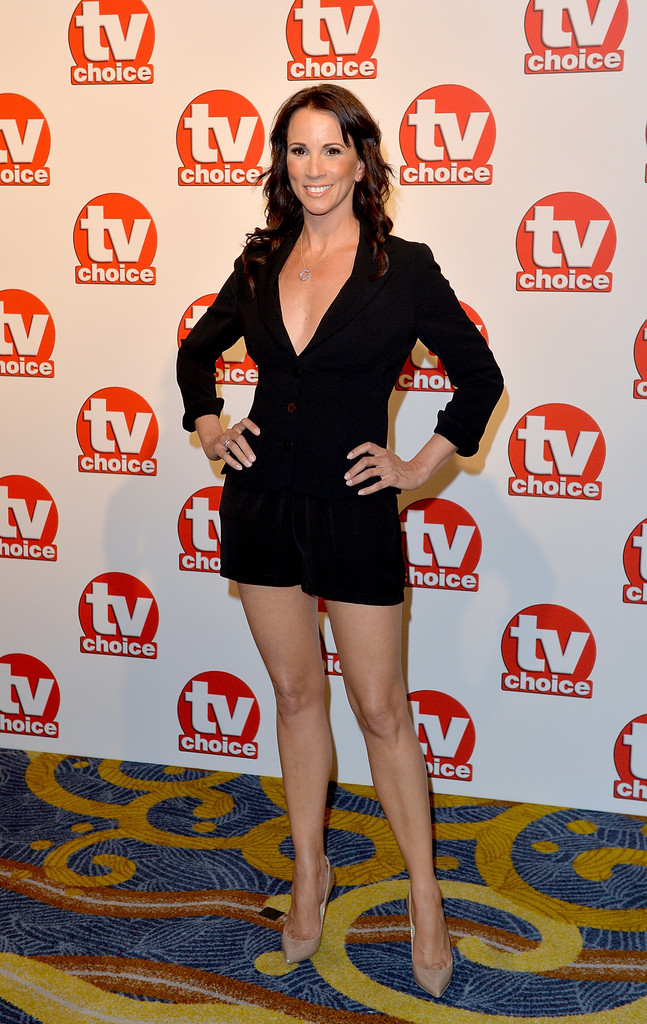 Andrea McLean Photos Photos - TV Choice Awards - Red Carpet Arrivals - Zimbio