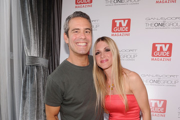 Lori Zaslow TV Guide Magazine/Andy Cohen Book Signing Party
