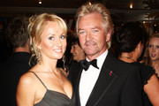 **UK TABLOID NEWSPAPERS OUT** Noel Edmonds attends the TV Quick & TV Choice Awards Champagne reception held at The Dorchester on September 7, 2009 in London, England.