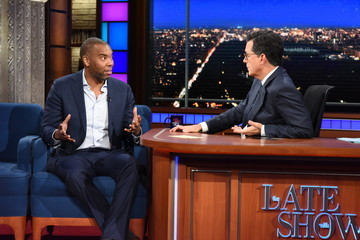 "Ta-Nehisi Coates CBS's ""The Late Show with Stephen Colbert"" - Season Two"