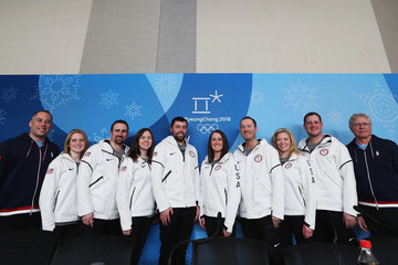 Tabitha Peterson Around the Games: Day 2 - Winter Olympic Games