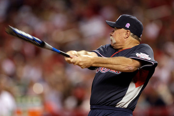 """Rich """"Goose"""" Gossage Taco Bell All-Star Legends & Celebrity Softball Game"""